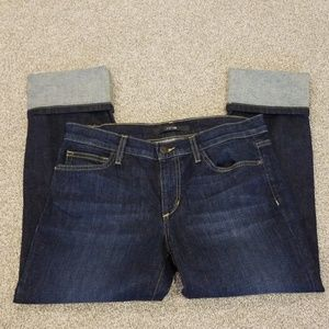 Joe's Jean's cuffed cropped size 30 x 24